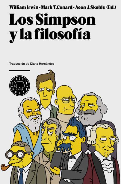 LITERATURA: Acabo de leer... Simpson-filosofia